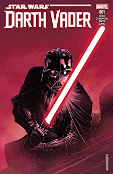 Darth Vader (2017-2018) #1 by [Charles Soule, Jim Cheung, Giuseppe Camuncoli]