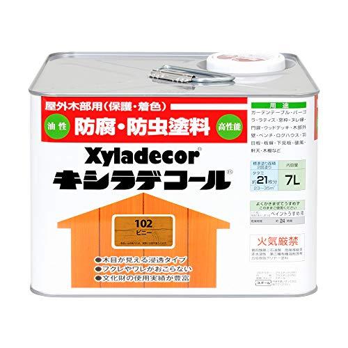 大阪ガスケミカル株式会社 キシラデコール ピニー 7L