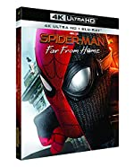 Spider-Man - Far from Home [4K Ultra HD + Blu-Ray]