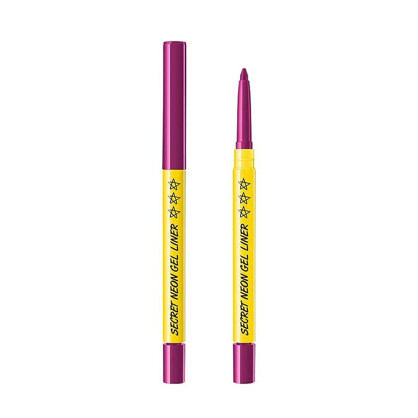 委員会伝記真珠のような【celebeau公式】celebeau Secret Neon Gel Liner 0.3g/セレビュー シークレット ネオン ジェル ライナー 0.3g (06 ネオン アイ ロックスター)