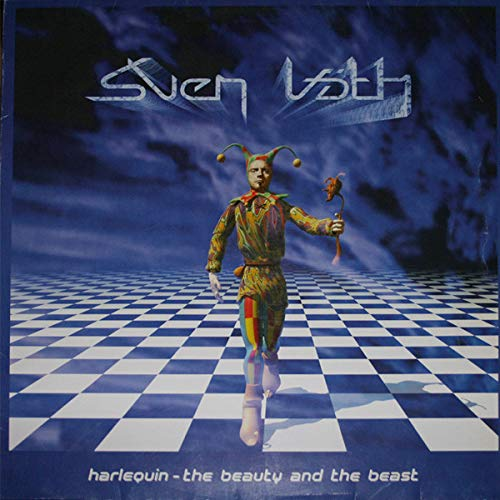 Sven Väth - Harlequin - The Beauty And The Beast - Eye Q Records - 4509-98019-0, Eye Q Records - YZ 857 T