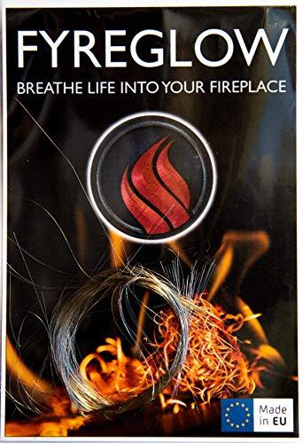 FYREGLOW Glow Flame Kamin Zubehör für Bioethanol und Gaskamine 1g