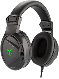 Headset Gamer T-Dagger Mckinley Preto T-RGH101