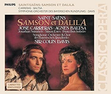 Saint-Saëns: Samson et Dalila (2 CDs)