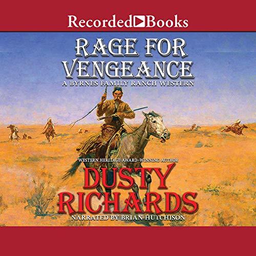 Rage for Vengeance cover art