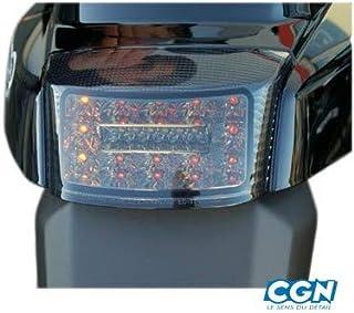Fanale Universale Bcd a LED di Ricambio omologato Dispositivo per Luce RX Nitro//Aerox//Magnum Motodak