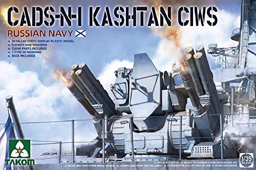 TAKOM TAK2128 2128 Russian Navy CADS-N-1 Kashtan CIWS-1:35