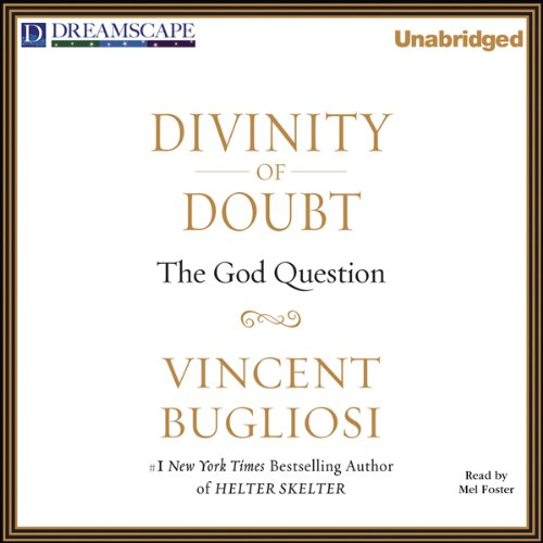 Divinity of Doubt audiobook cover art