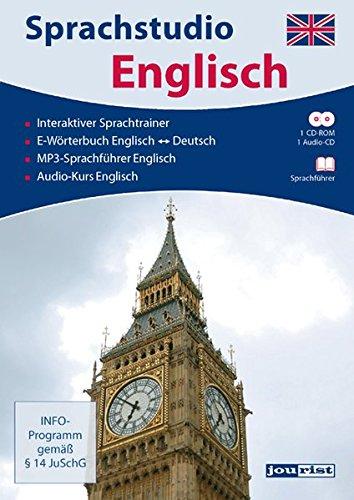 Sprachstudio Englisch: Lernen Sie einfach, interaktiv und mit wenig Zeitaufwand