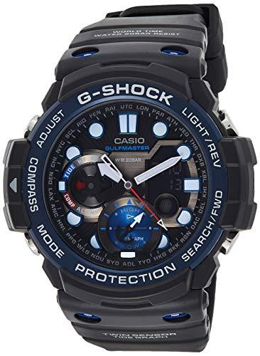 Casio Casio G-Shock GULFMASTER Reloj (Modelo de Asia) GN-1000B-1A