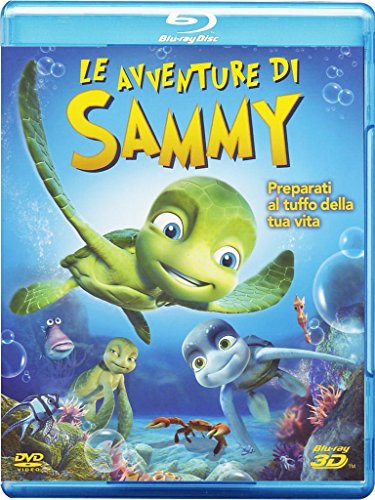 Le Avventure Di Sammy (3D+Dvd)