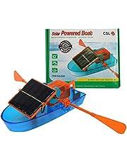 Bricolaje Barco Energía Solar, Ciencias Educativas Juguete Aprendizaje Stem Experimentos Ingeniería/Kits Construcción Actividad Juego Juguetes, Regalos para Chicas Niños