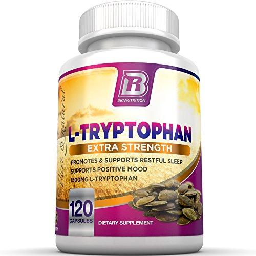BRI Nutrition L-Tryptophan - Natura…