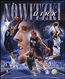 NBA Poster Dirk Nowitzki – 2006 Porträt + Kunstdruck,