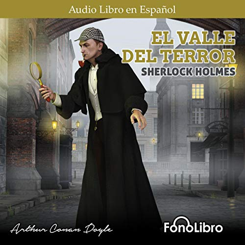 El Valle del Terror [The Valley of Terror] audiobook cover art