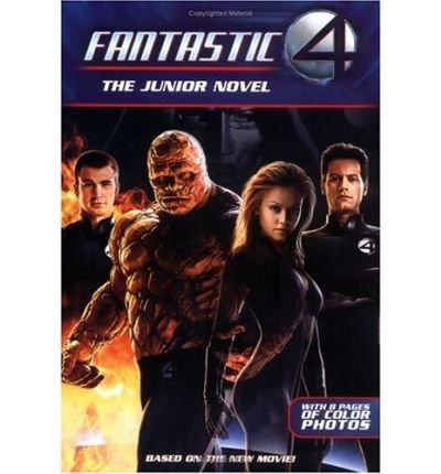 [ [ [ The Junior Novel (Fantastic Four (Marvel Paperback)) [ THE JUNIOR NOVEL (FANTASTIC FOUR (MARVEL PAPERBACK)) ] By Sullivan, Stephen D ( Author )May-24-2005 Paperback