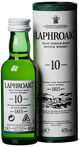 Laphroaig 10 años 40%