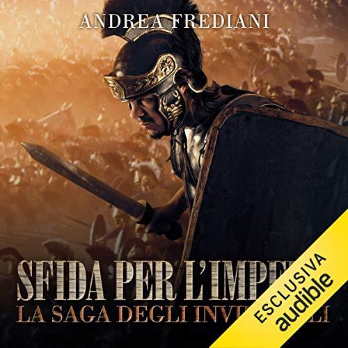 Sfida per l'impero audiobook cover art