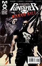 Punisher Max - A main nue de SWIERCZYNSKI+BENSON+GESHI