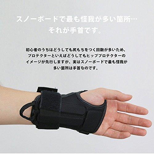 INDUSTY(インダスティ)『手首サポーター』