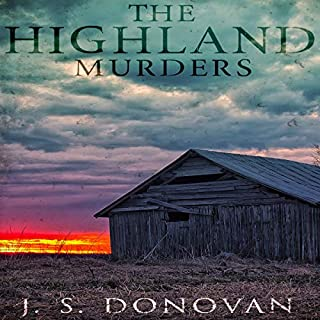 The Highland Murders audiobook cover art
