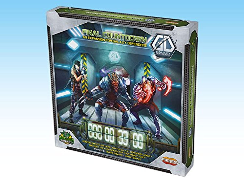 Galaxy Defenders  Final Countdown  English