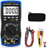 Digital Multimeter 770HC 6000 counts True RMS Auto Range,with Data Hold,NCV Function,Temperature measure,Frequency,Resistance,Continuity,Capacitance,Diode Test,Multi Tester with Backlit LCD(Blue)