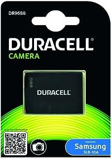 Duracell DR9688 - Batería para cámara Digital 3.7 V 750 mAh (reemplaza batería Original de Samsung SLB-10A)