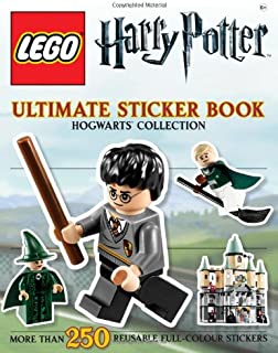 LEGO Harry Potter Welcome to Hogwarts Ultimate Sticker DK (2011-06-01)
