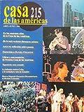 Revista casa de las americas abril-junio de 1999.numero 215.en los cuarenta anos de casa de las americasde la mas reciente literatura cubana