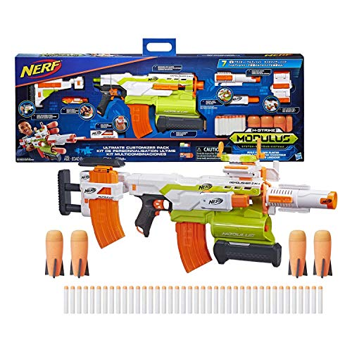 Hasbro Nerf E1980 Modulus Ultimate Customizer Pack