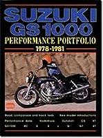 Suzuki GS1000 Performance Portfolio 1978-81