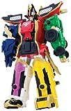 bandai 38096 - personaggio legendary megazord, serie power rangers super megaforce 30cm