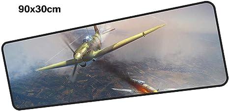 IGZNB Alfombrilla De Ratón War Thunder Gamer 900X300Mm ...