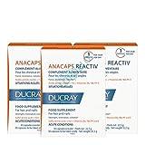 Ducray Anacaps Reactiv x 30 Cápsulas x 3