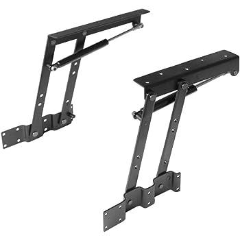 Black B05-K ECLV Lift Up Modern Coffee Table Desk Mechanism Hardware Fitting Furniture Hinge Spring Stand Rack Bracket