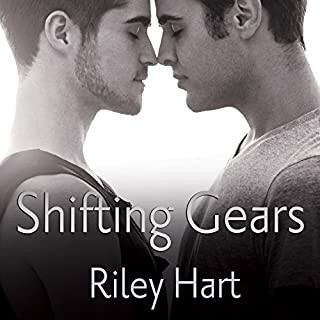Shifting Gears audiobook cover art