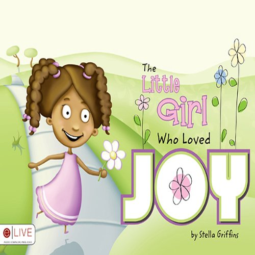 The Little Girl Who Loved Joy copertina