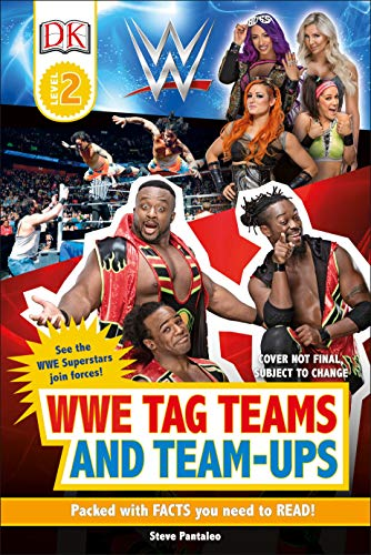 WWE Tag Teams and Team-Ups (DK Readers Level 2)