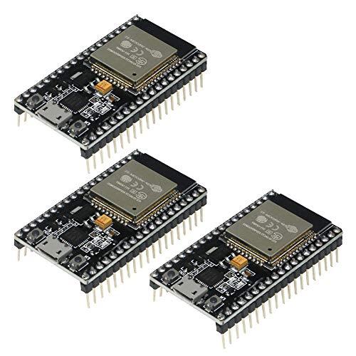 IZOKEE ESP32 ESP-WROOM-32 Placa Desarrollo 2.4 GHz