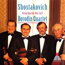 Shostakovich: String Quartet No. 1, 15