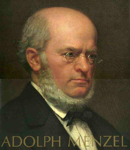 Adolph  Menzel: Gemälde, Aquarelle, Guaschen, Pastelle, Handzeichnungen