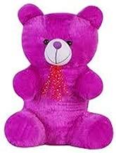 Buttercup Soft Toys Extra Small Very Soft Lovable/Huggable Teddy Bear for Girlfriend/Birthday Gift/Boy/Girl - 2 Feet (60 cm, Purple)