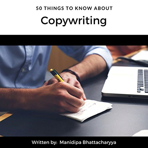 50 Things to Know About Copywriting audiobook cover art