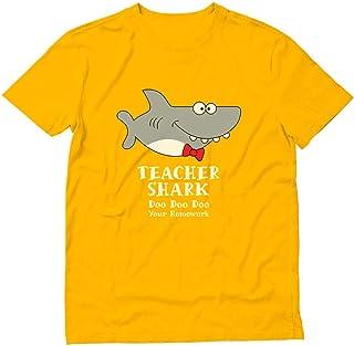 Teacher Shark Doo Doo Funny Gift for Teachers T-Shirt