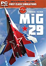 Mig-29 Fulcrum Add-on for Microsoft Flight Simulator FS2004 and FSX - PC