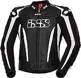 IXS Sport Ld Jacket Rs-1000 Black-White 48H