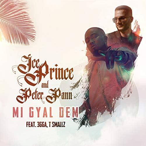Ice Prince & Peter Pann feat. 3gga & T Smallz