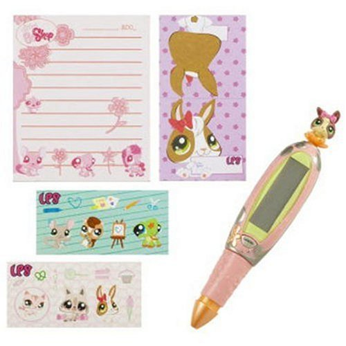 Littlest Pet Shop Digital Pen - Bunny