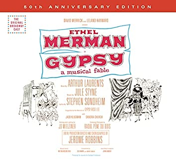 Gypsy (50th Anniversary Edition / Original Broadway Cast Recording)